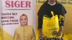 Kolaborasi dengan TP PKK, IKAPTK Lampung Bagikan Sembako di Kota Metro dan Lampung Timur, Sulpakar: Ini Program Siger