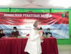 Anggota DPRD Lesty Utami Apresiasi Vaksinasi dari Rumah ke Rumah Untuk Lansia