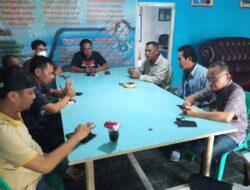 Nizwar Sambangi Sekretariat PWI Pesawaran