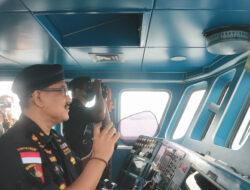 Bea Cukai Sumbagbar Aktif Menjaga Wilayah Laut Dari Masuknya Barang Ilegal