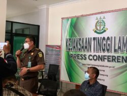 """Klarifikasi Kejaksaan Tinggi Lampung Atas Pemberitaan """"Diintimidasi Oknum Jaksa Kejati Lampung, Diancam Pakai UU ITE"""