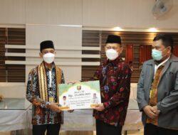 Tetap Patuhi Protokol Kesehatan, Gubernur Lampung Sambut Kafilah Peraih Juara Umum STQ