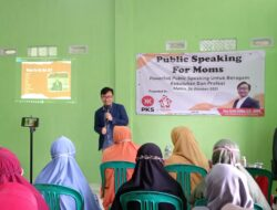 PKS Metro Ajak Perempuan Tingkatkan Kapasitas Komunikasi Publik